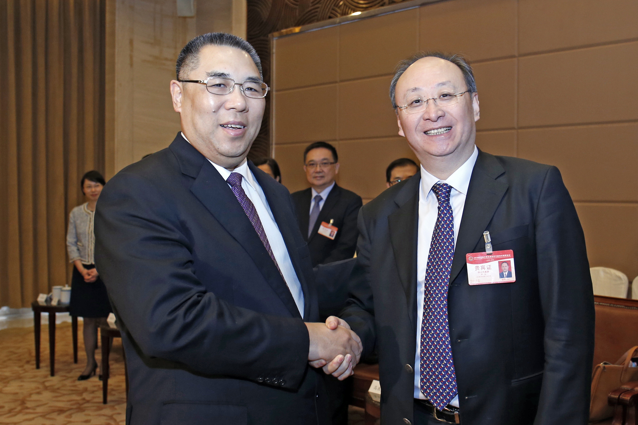 Macau supports Pan Pearl River Delta cooperation says Chief Executive