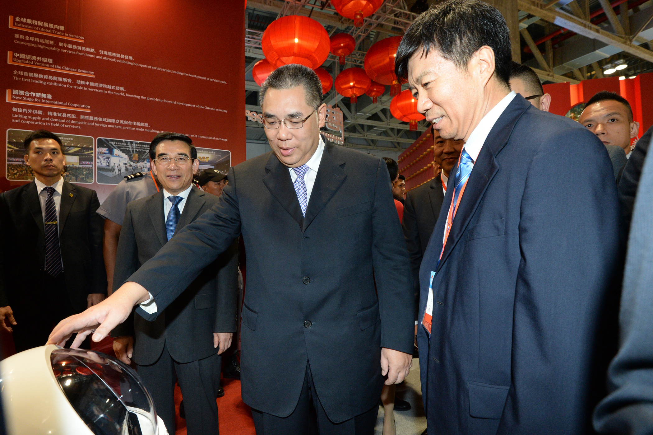 Over 50 deals signed at Macau International Fair