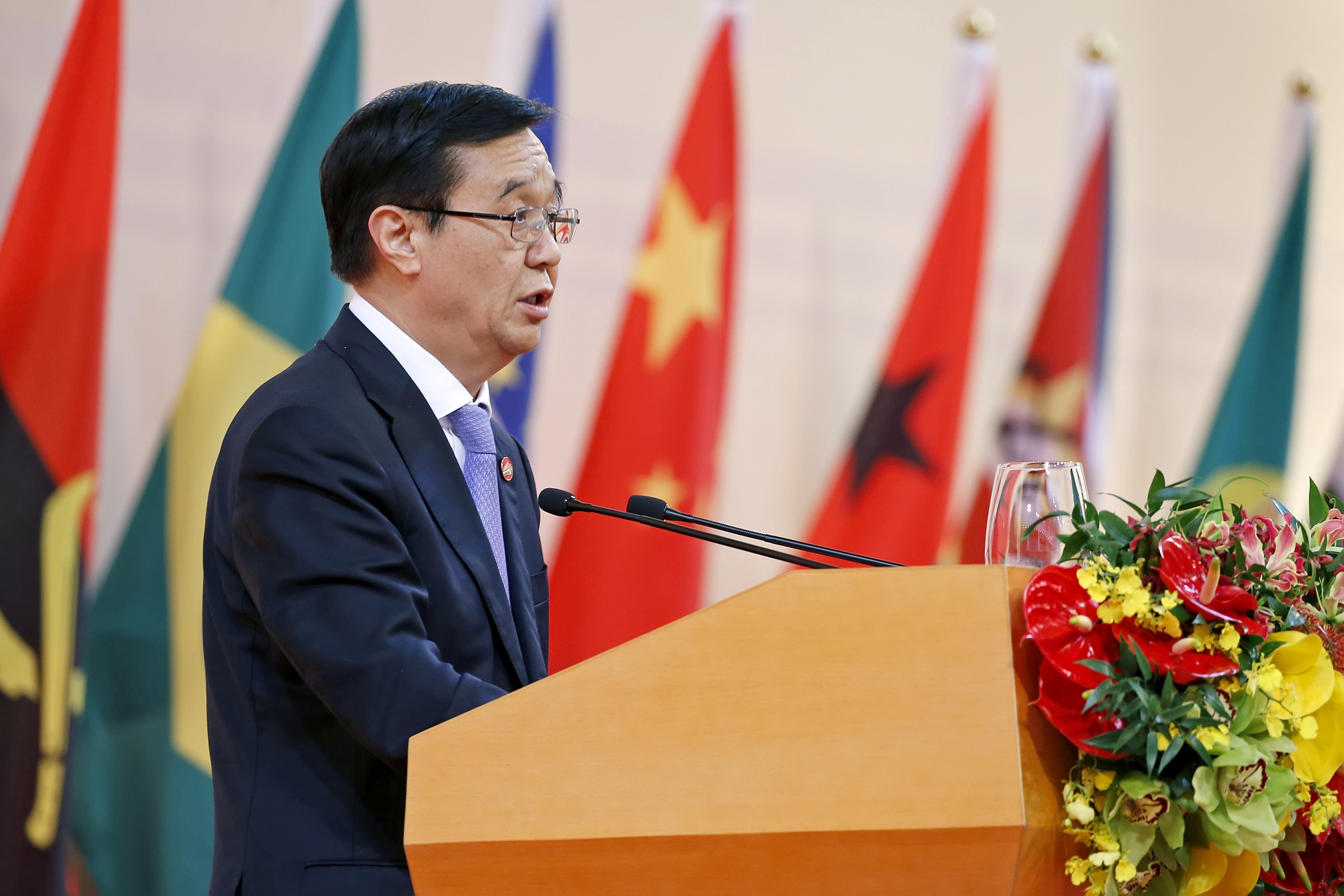 Commerce Minister Gao stresses forum's prospects