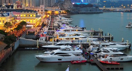 Exhibition organizer says recession affects sales in Macau