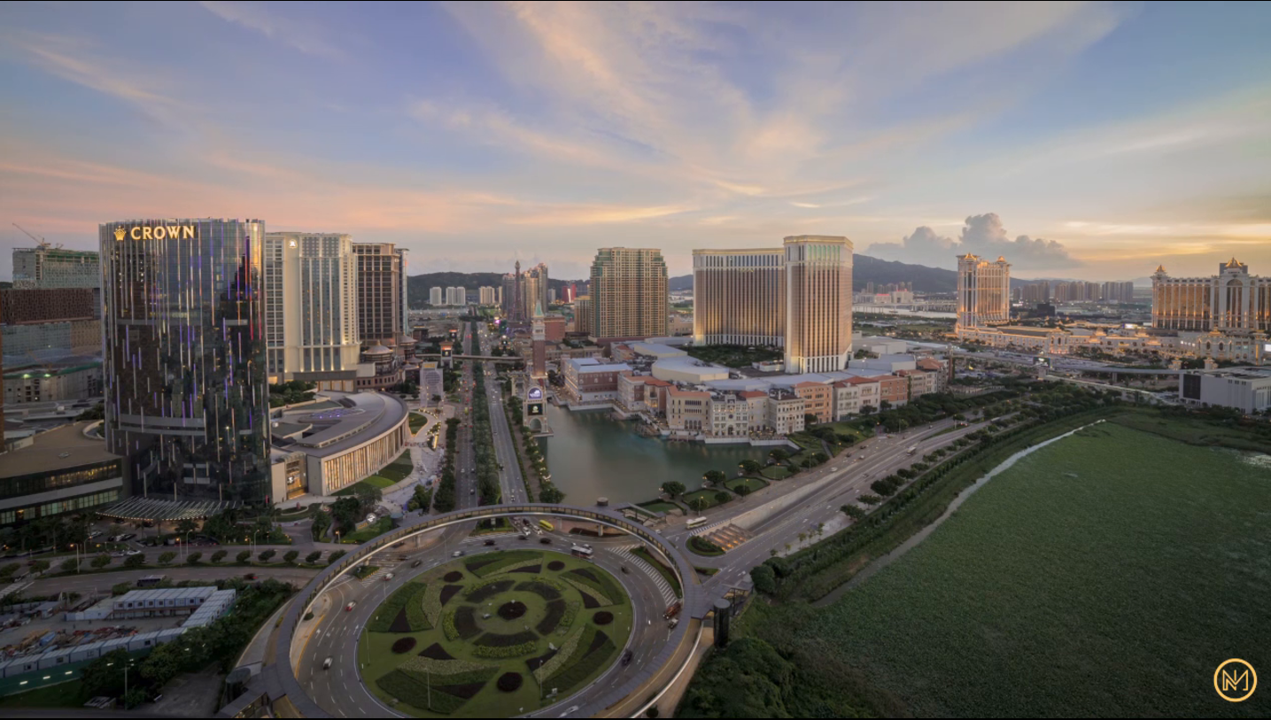Macau casino revenue grows for the second straight month