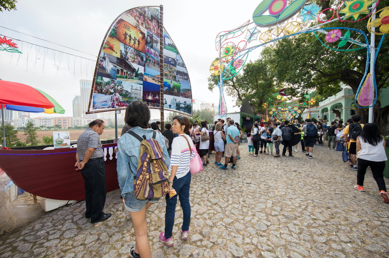 Spending on Sino-Lusophone culture week cut by 9 per cent