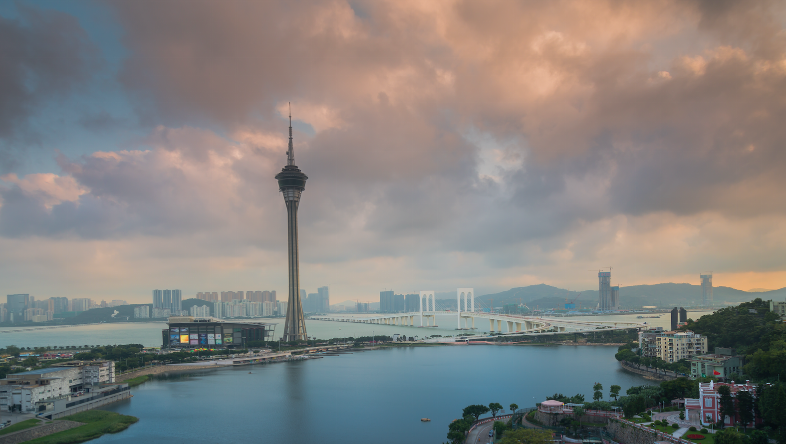 Macau inflation increased 1.59 per cent