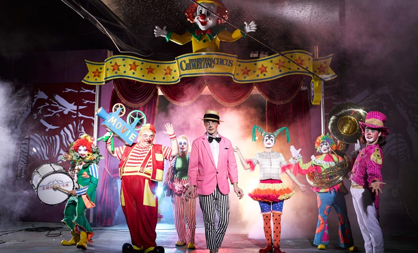 Image result for chimelong zhuhai circus