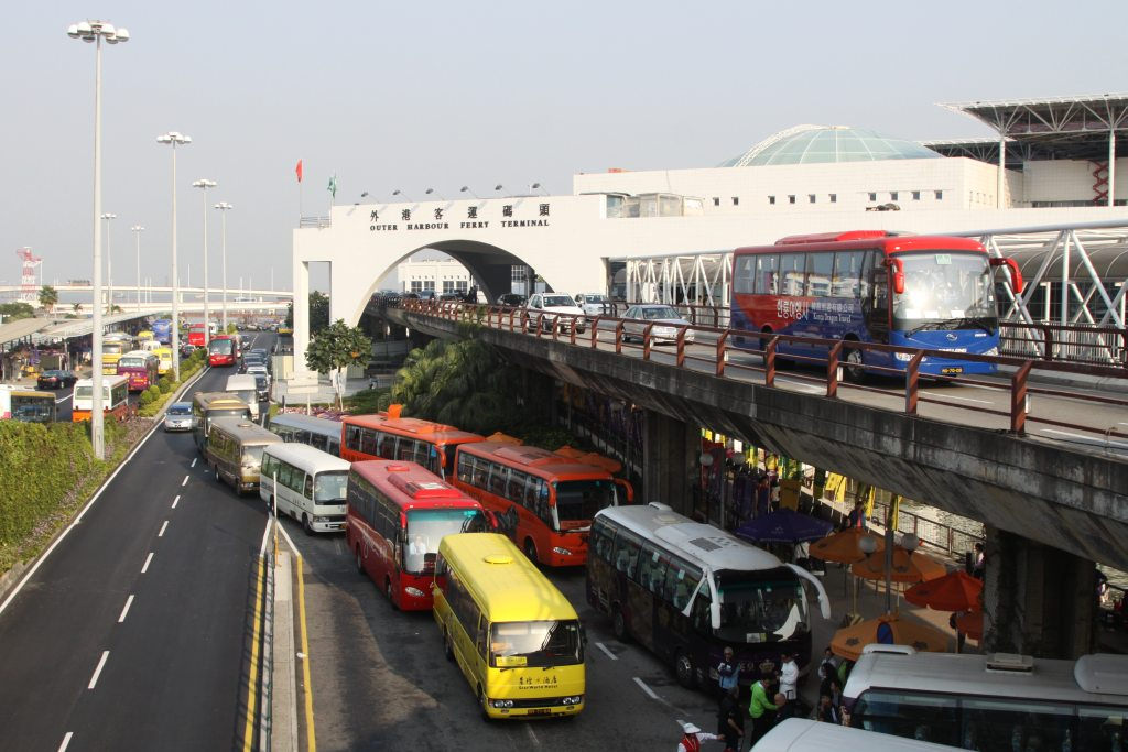Macau's youth most concerned about traffic