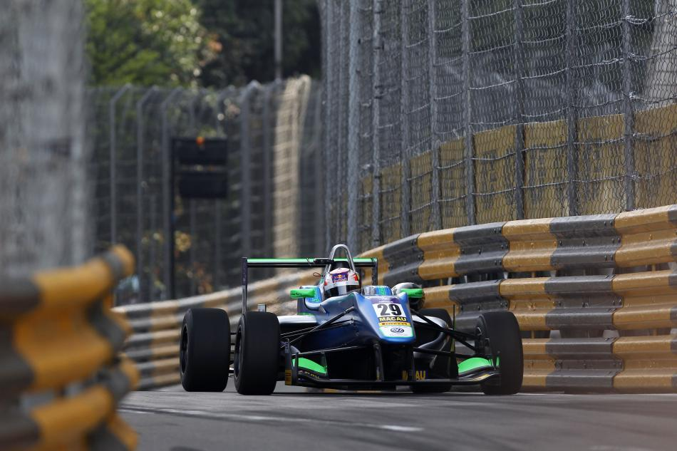 Macau hosts the best world drivers for the 63rd Grand Prix
