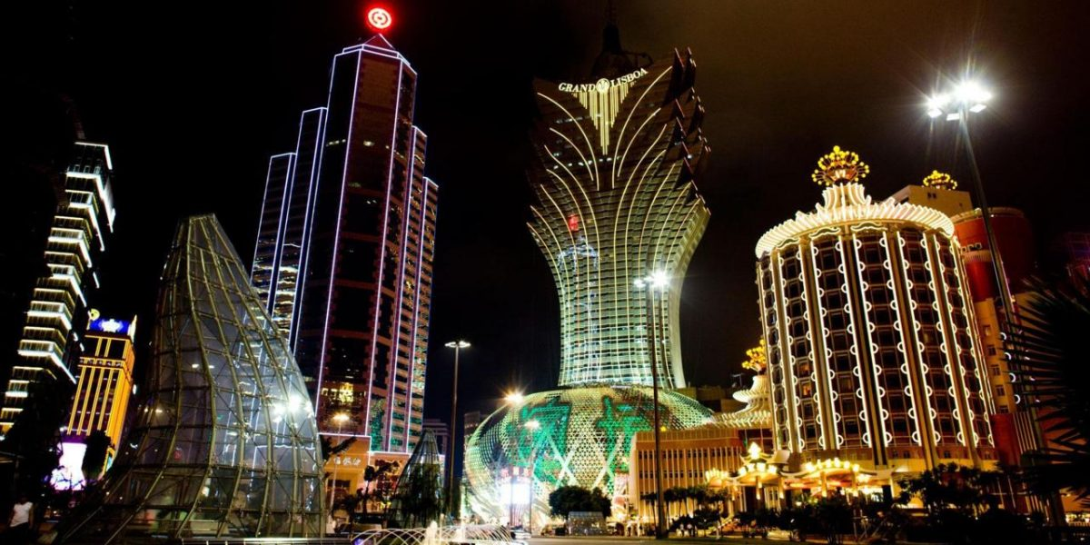 Macau's gaming revenue increases for the third consecutive month