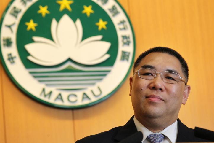 Chief Executive vows Macau will follow Xi's guidelines