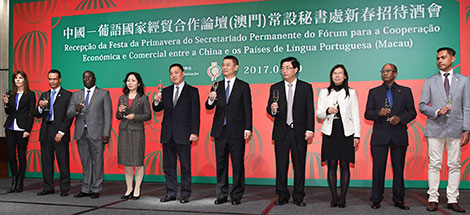 "Government to boost integration of Macau in the ""One Belt, One Road"""