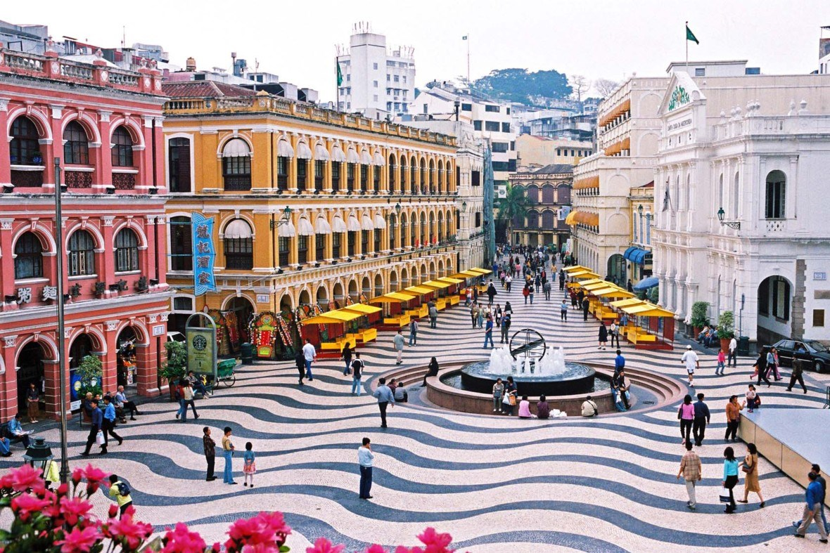 Macau's GDP expected to grow 3.2 per cent