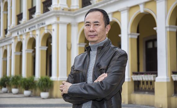 President of Macau Cultural Affairs Bureau Ung Vai Meng resigns