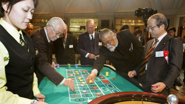 Japan might be a threat to local casinos says Leong Vai Tac