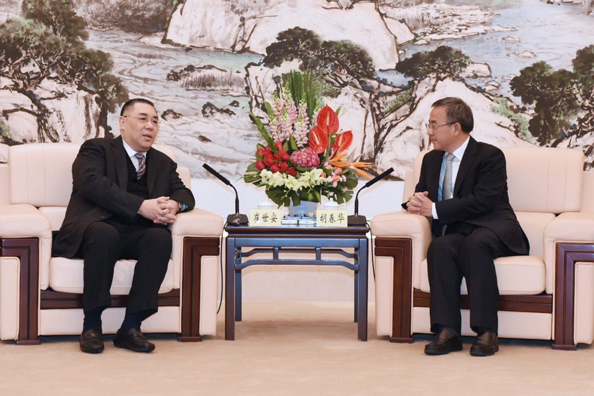 """""""Belt and Road"""" to complement Macau and Guangdong ties"""