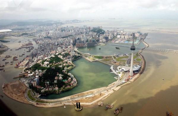 Macau's GDP to grow 2.5 percent in 2017