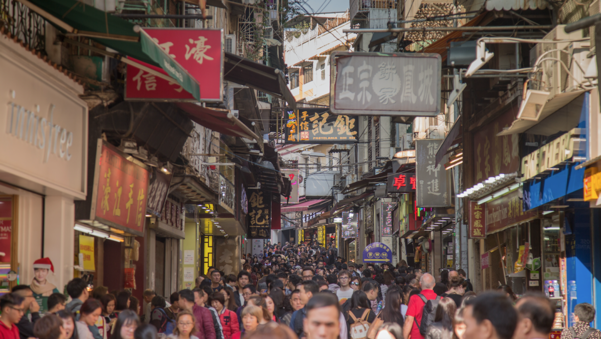Chinese New Year visitor arrivals in Macau rise 5.7 per cent