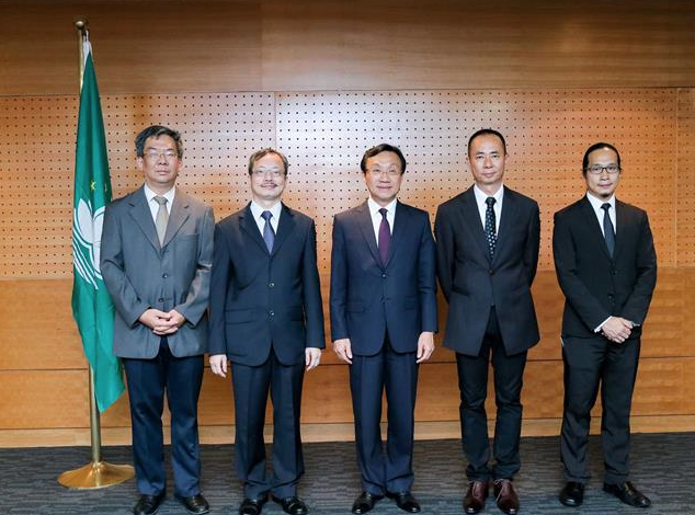 Chui Sai On appoints Leung Hio Ming as new culture chief