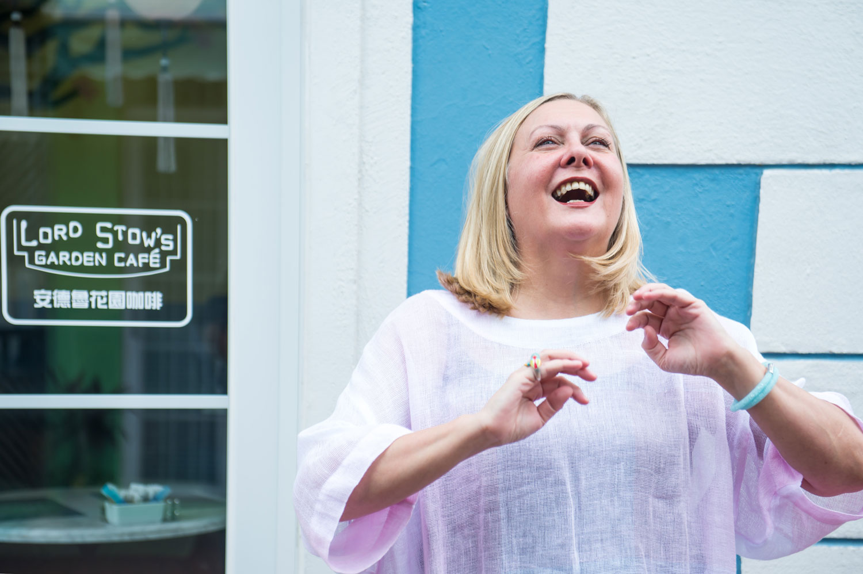 Eileen Stow Laugh