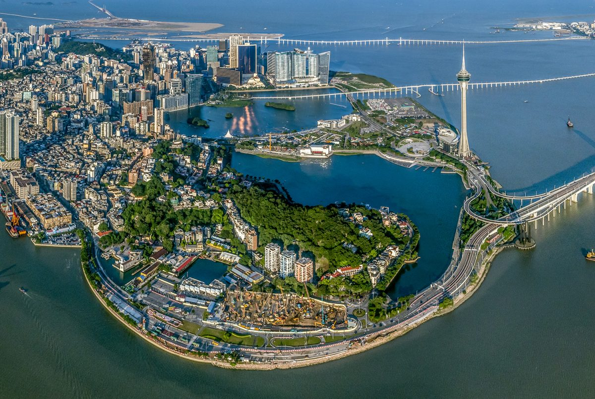 Belt and Road, a priority for Macau