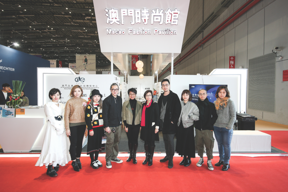 Macau's fashion designers exhibit in Shanghai for the first time