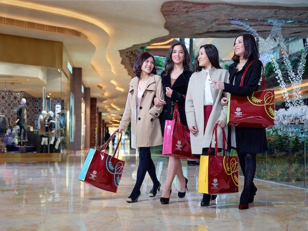 Macau retail sales