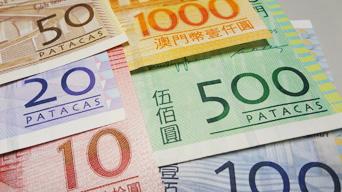 Forex reserves dip to 154 billion patacas