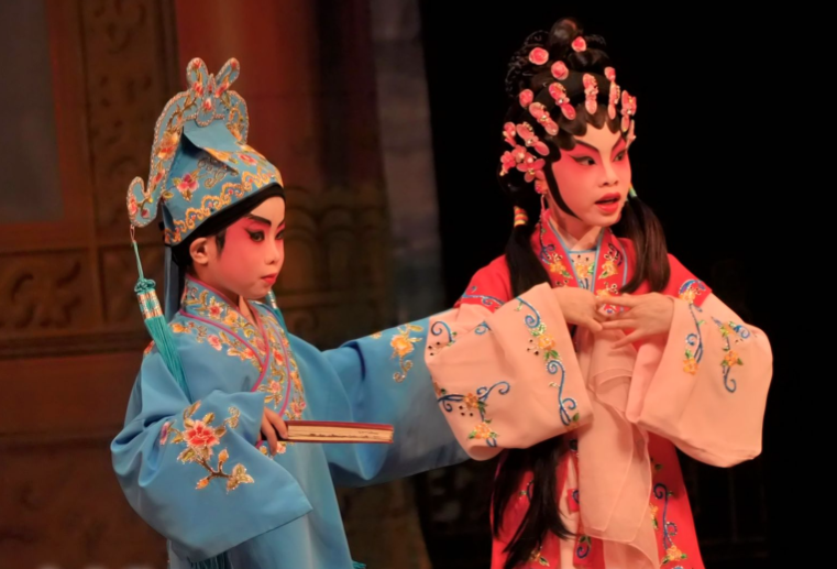Cantonese opera for kids