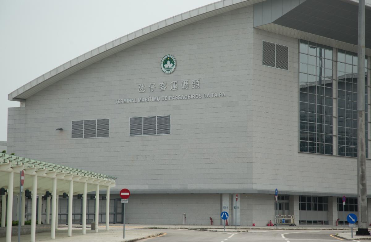 Taipa ferry pier to open tomorrow