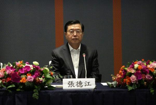 Chinese top legislator to inspect Macau SAR