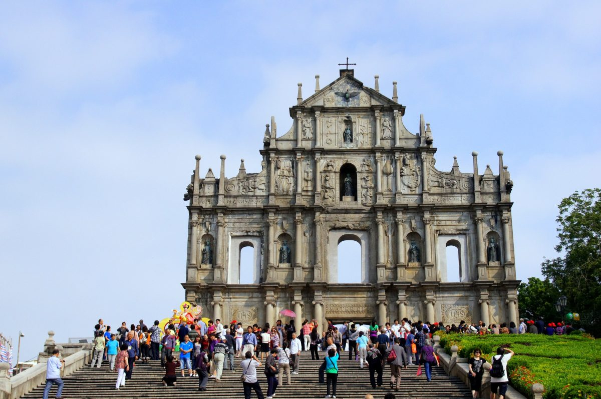 Chief Executive doesn't worry about World Heritage listing