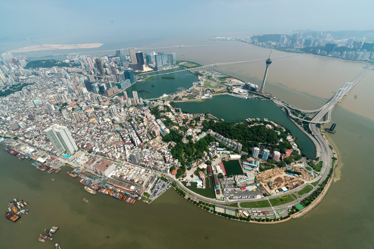 Government chooses contractor to manage fourth bridge project in Macau