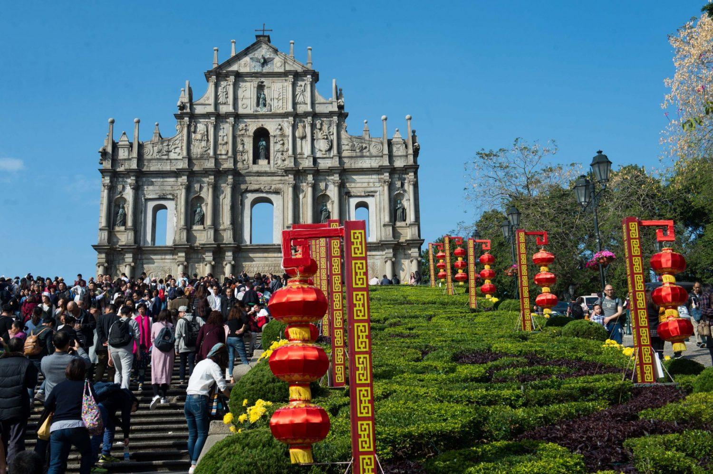 Macau UNESCO