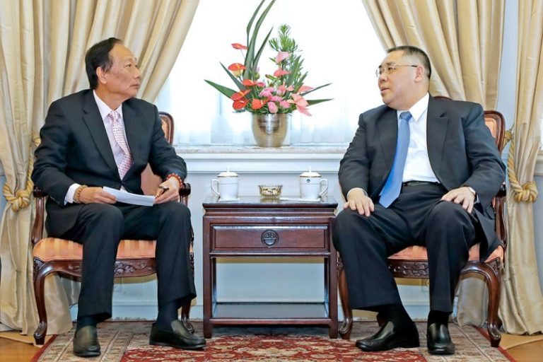 Foxconn cooperation with Macau
