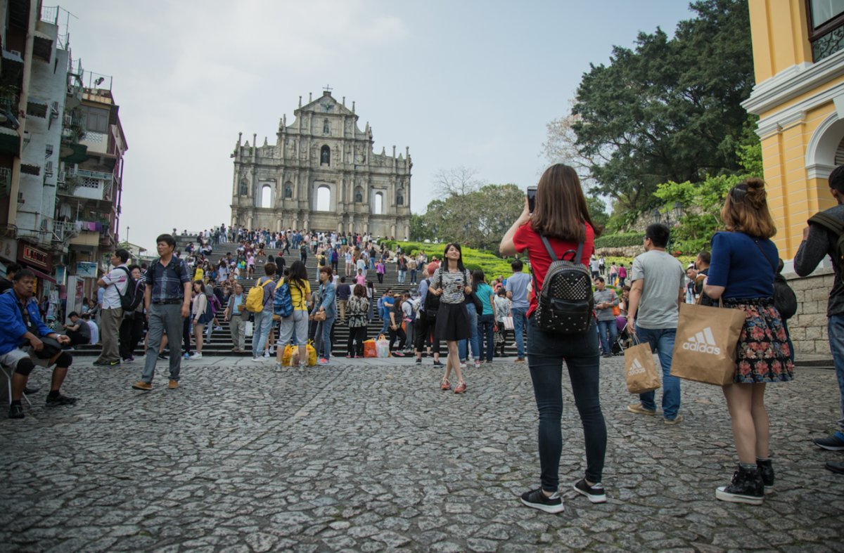 Macau receives more than 15.5 million visitors in the first half of 2017