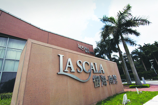 Government plans 4 phases for La Scala public housing