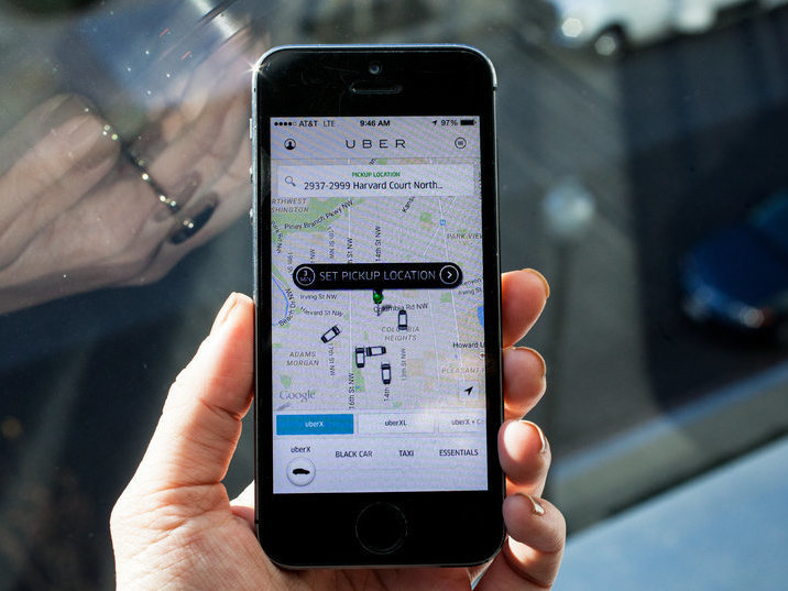 Former Uber drivers reportedly operating again