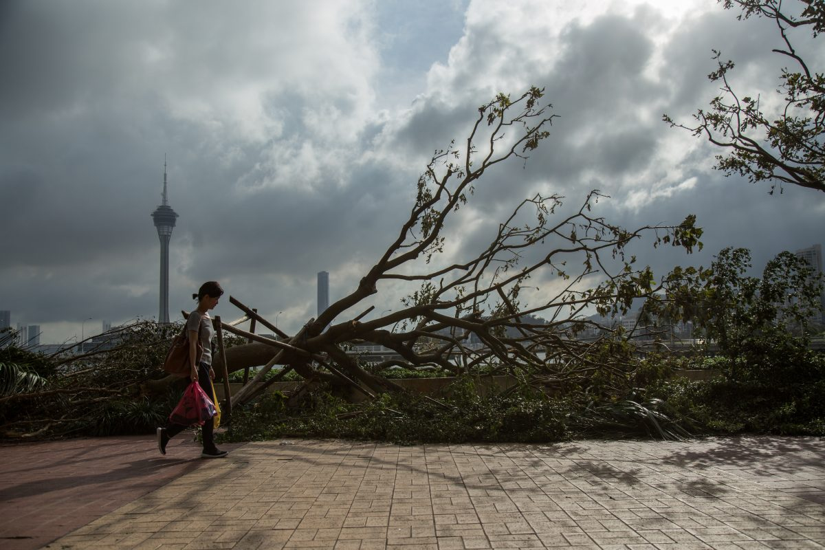 Sands China to donate MOP 65 million for typhoon Hato relief