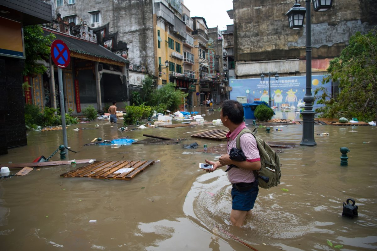 Macau and Guangdong strengthen flood prevention cooperation