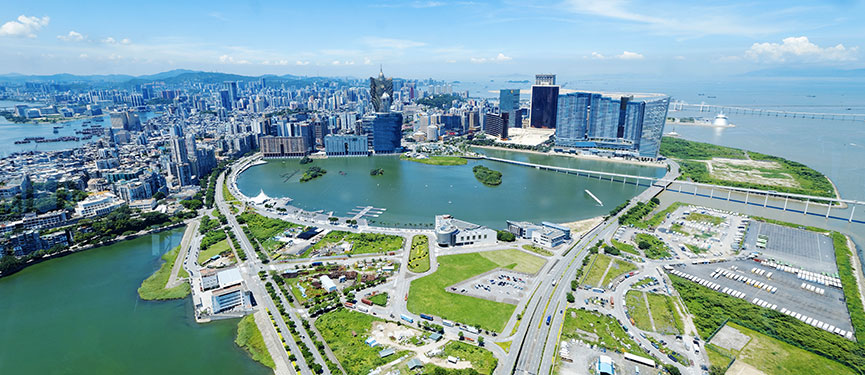 Macau Service Complex to be built by Omas