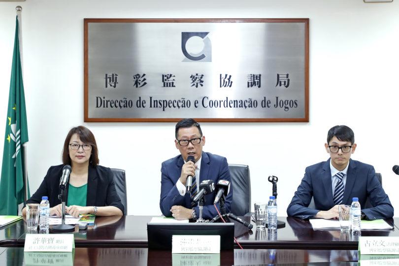 Banning off-duty gaming staff from Macau casinos consultation