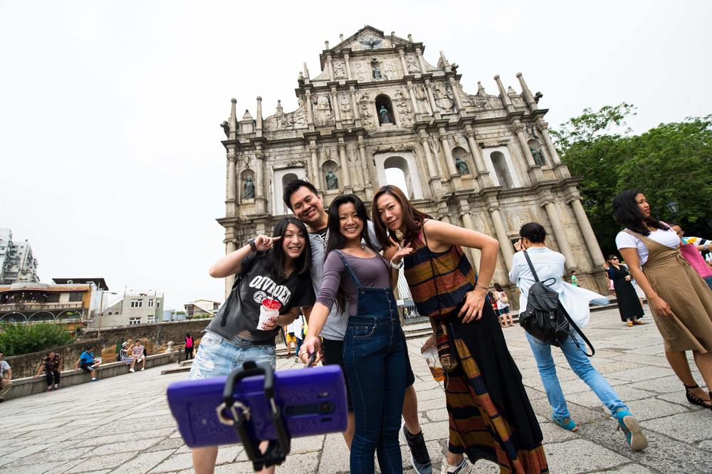 Macau received 21.3 million visitors from January to August