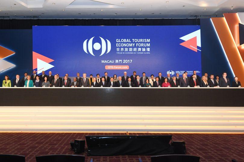 Global Tourism Economy Forum 2017