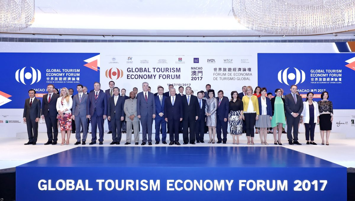 EU will be Global Tourism Economy Forum's partner in 2018