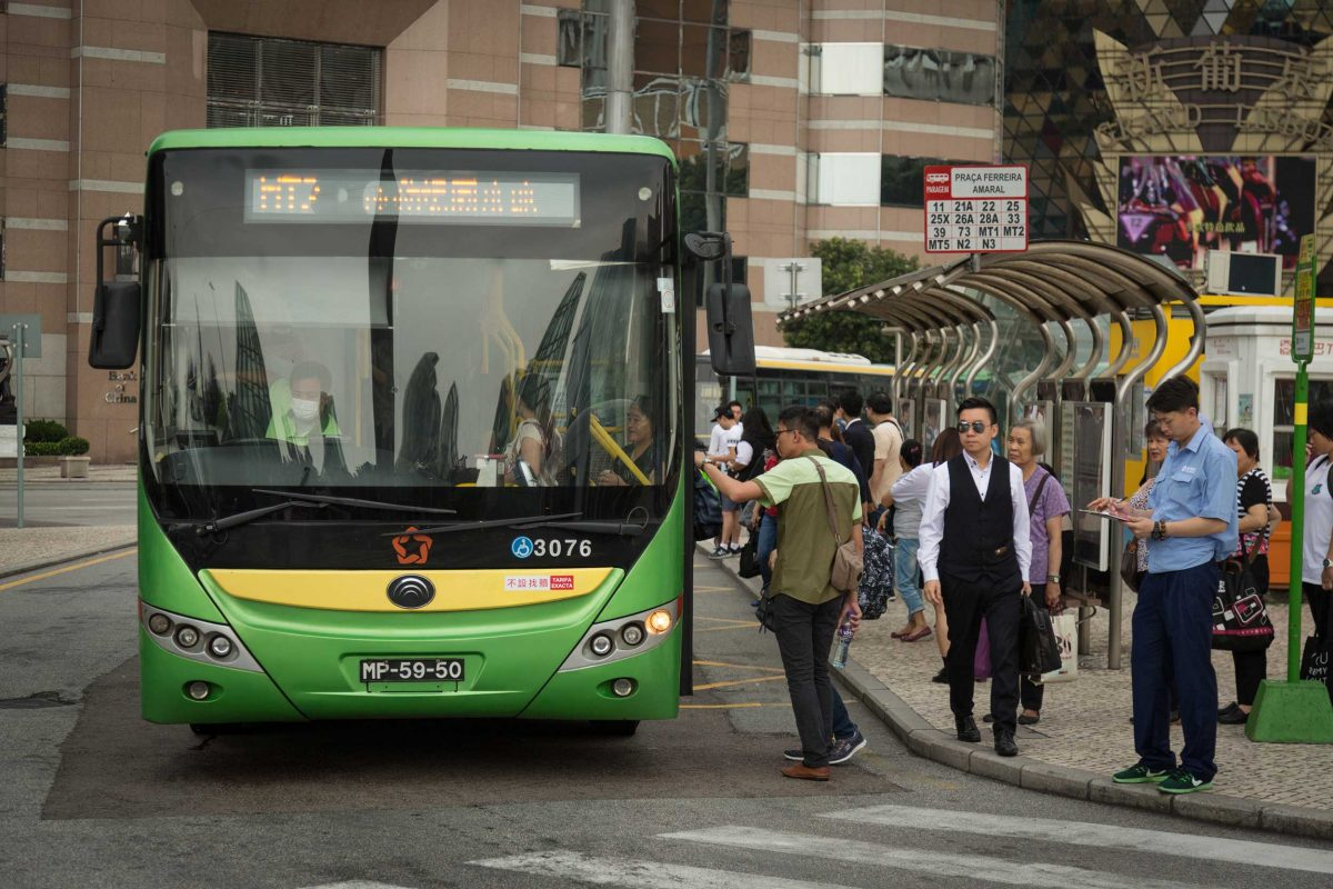 No timetable yet for bus fare increase in Macau