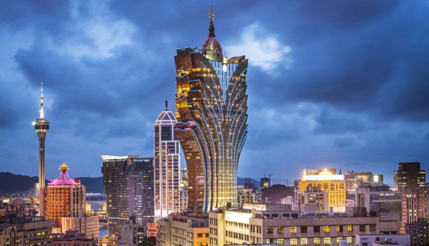 Macau GDP forecast