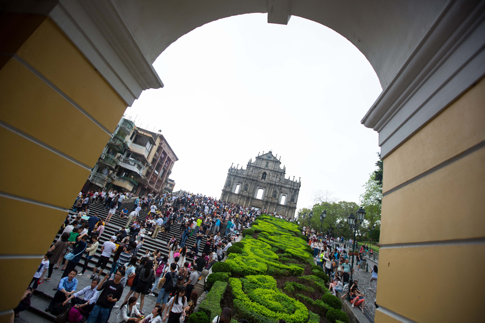 920,631 visit Macau during Golden Week: MGTO