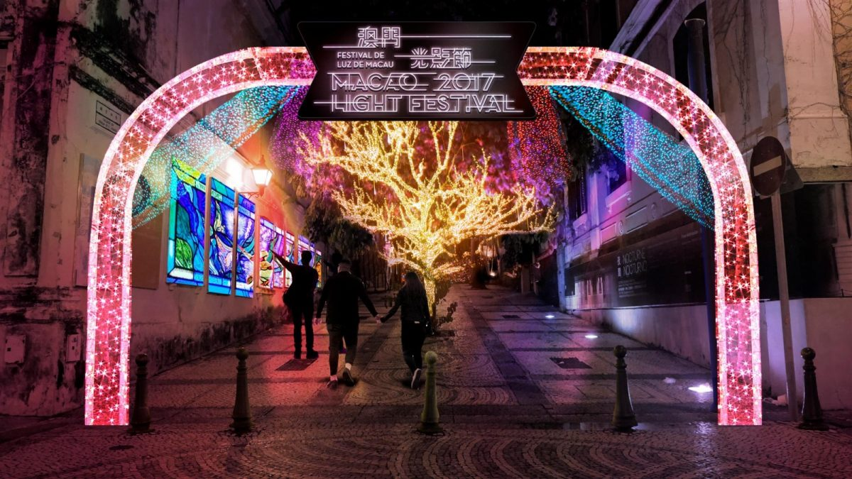 Light Festival kicks off on Dec 3