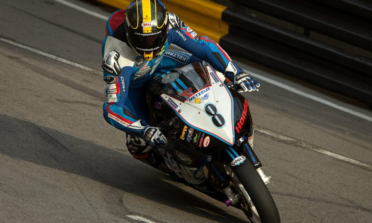 British rider Daniel Hegarty dies after accident at Motorcycle Grand Prix