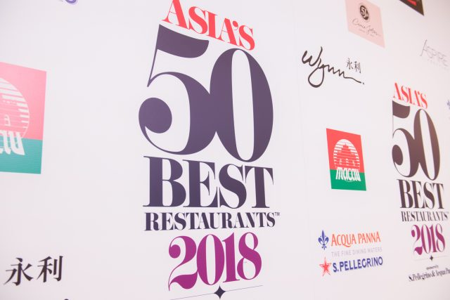 Asia's best restaurants Macau