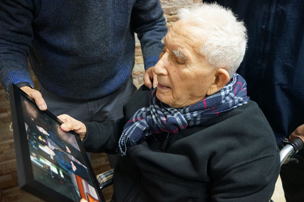 'Angel of the Lepers' dies, aged 102