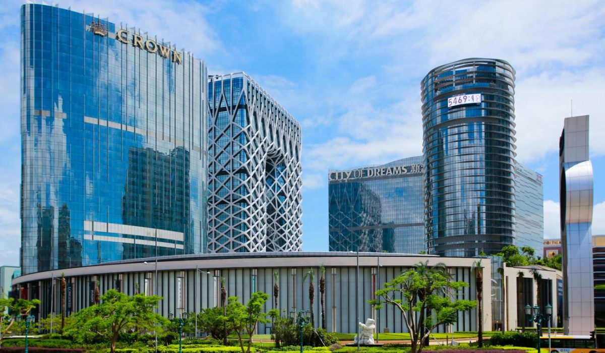 Melco Resorts reported a 87 pct increase for the 3Q